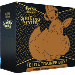 Pokemon - SWSH4.5 - Top-Trainer-Box