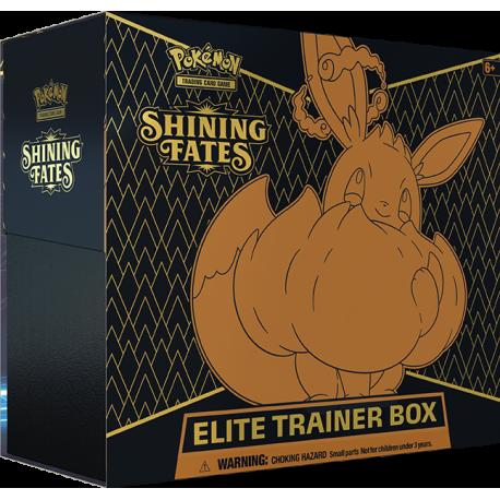 Pokemon - SWSH4.5 - Elite Trainer Box
