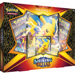 Pokemon - SWSH4.5 Shining Fates - Pikachu V Box