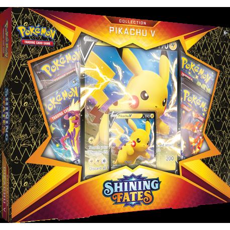 Pokemon - SWSH4.5 - V Box