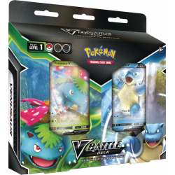 Pokemon - V Battle Deck - Venusaur vs. Blastoise