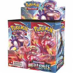 Pokemon - SWSH5 Battle Styles - Booster Display - DELATE DELIVERY