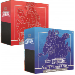 Pokemon - SWSH4 Battle Styles - Coffret Dresseur d'élite