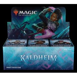 Kaldheim - Draft-Booster Display