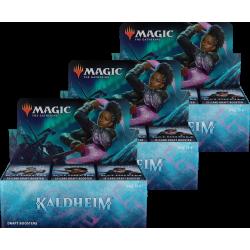 Kaldheim - 3x Confezione di Buste per Draft