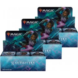 Kaldheim - 3x Draft Booster Box