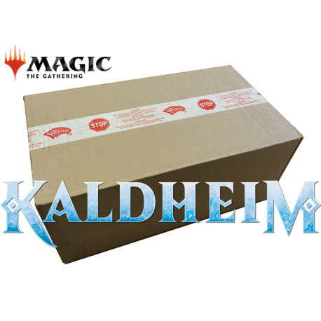 Kaldheim - 6x Draft Booster Box (Case)