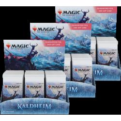 Kaldheim - 3x Confezione di Buste dell'Espansione