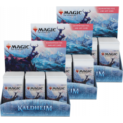 Kaldheim - 3x Set Booster Box