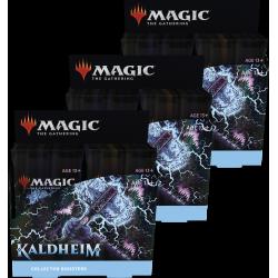 Kaldheim - 3x Confezione di Collector Booster