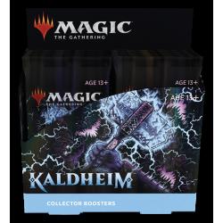 Kaldheim - Confezione di Collector Booster