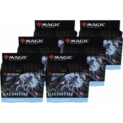 Kaldheim - 6x Boîte de Boosters Collector (Case)