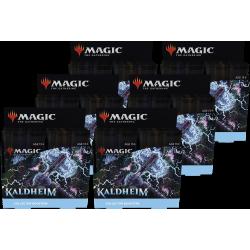 Kaldheim - 6x Confezione di Collector Booster (Case)