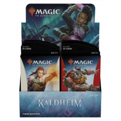 Kaldheim - Theme Booster Display