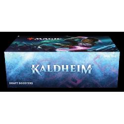 Kaldheim - Draft-Booster Display - Russisch