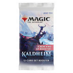 Kaldheim - Busta dell'Espansione