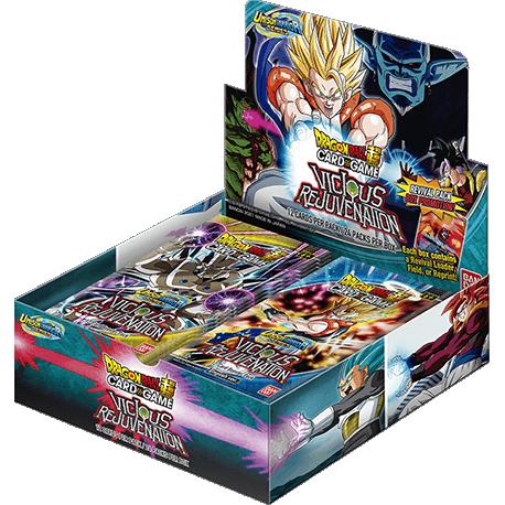 Dragon Ball Super - Booster Box - Unison Warrior Series 03