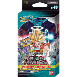 Dragon Ball Super - Premium Pack Set - Unison Warrior Series 03