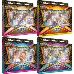Pokemon - SWSH4.5 Shining Fates - Mad Party Pin Collections Set