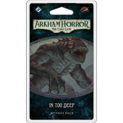 Arkham Horror - Mythos Pack - In Too Deep