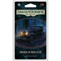 Arkham Horror - Mythos Pack - Horror in High Gear