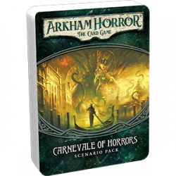 Arkham Horror - Scenario Pack - Carnevale of Horrors