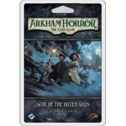 Arkham Horror - Scenario Pack - War of the Outer Gods