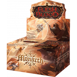 Flesh and Blood TCG - Monarch - First Edition Booster Display
