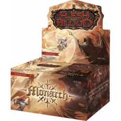Flesh and Blood TCG - Monarch - Unlimited Edition Booster Display
