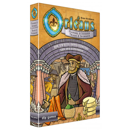 Orléans - Trade & Intrigue - EN/DE