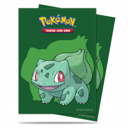 Ultra Pro - Pokémon 65 Sleeves - Bulbasaur