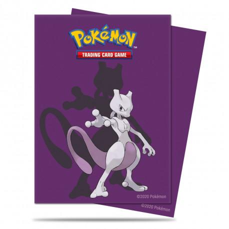 Ultra Pro - Pokémon 65 Sleeves - Mewtwo