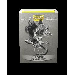 Dragon Shield - Art 100 Sleeves - Fenrir