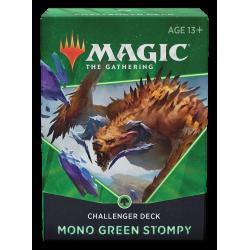 Challenger Decks 2021 - Mono Green Stompy