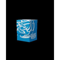 Dragon Shield - Dual-Colored Deck Shell - Blue/Black