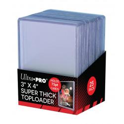 Ultra Pro - Thick Toploader 75PT (25x)