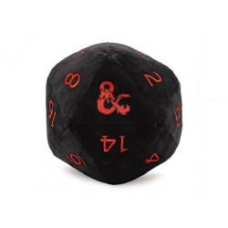 Ultra Pro - Dungeons & Dragons Jumbo D20 Plush Dice