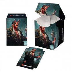 Ultra Pro - Kaldheim Deck Box - Tibalt, Cosmic
