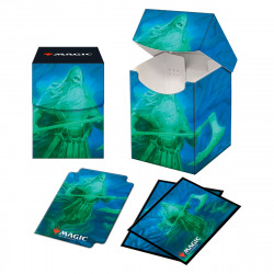 Ultra Pro - Kaldheim Combo Deck Box & 100 Sleeves - Ranar the Ever-Watchful