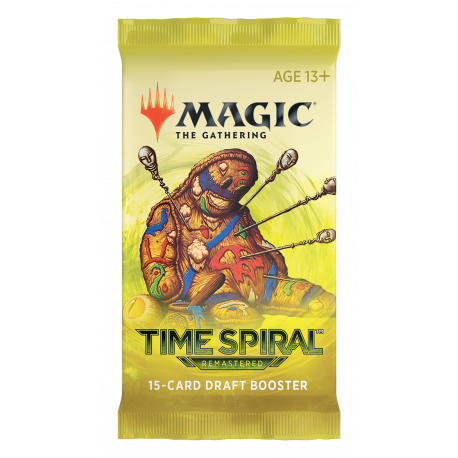 Time Spiral Remastered - Draft Booster