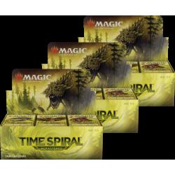 Zeitspirale Remastered - 3x Draft-Booster Display