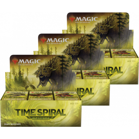 Time Spiral Remastered - 3x Draft Booster Box