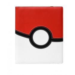 Ultra Pro - Pokémon Premium 9-Pocket PRO Binder - Poké Ball