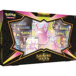 Pokemon - SWSH4.5 Destino Splendente - Collezione Premium Crobat-VMAX cromatico