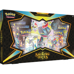 Pokemon - SWSH4.5 Destinées Radieuses - Collection Premium Lanssorien-VMAX chromatique