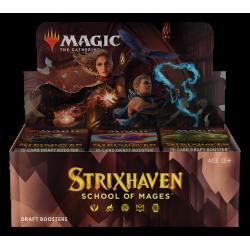 Strixhaven: Akademie der Magier - Draft-Booster Display