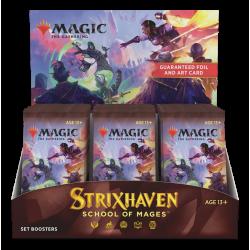 Strixhaven: Akademie der Magier - Set-Booster Display