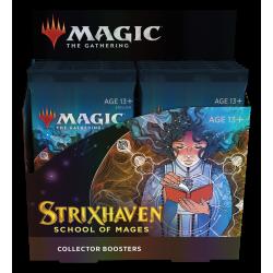 Strixhaven: Akademie der Magier - Sammler-Booster Display