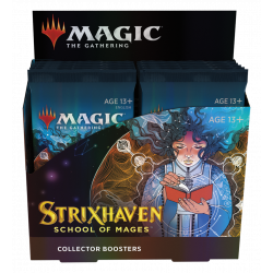 Strixhaven: Scuola dei Maghi - Confezione di Collector Booster