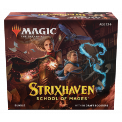 Strixhaven : l'Académie des Mages - Bundle